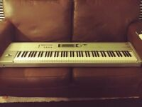 Korg Triton Le 88 Key Music Workstation Stage Piano Keyboard Synth