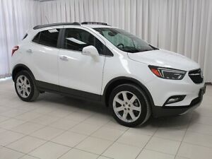 2018 Buick Encore TEST DRIVE THIS BEAUTY TODAY!!! 1.4L AWD SUV w
