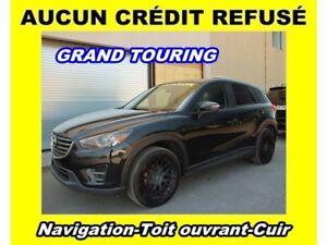 2016 Mazda CX-5 GT AWD TOIT OUVRANT CUIR *NAVIGATION*