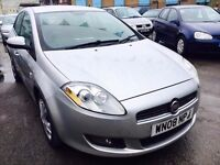 FIAT BRAVO DIESEL MANUAL ACTIVE 1.9 2008 DRIVE NICE