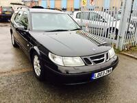 AUTOMATIC / SAAB 9-5 LINEAR 2.0 ESTATE / PETROL