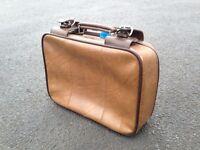 Vintage Suitcase - Brown