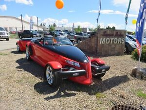 2000 Plymouth Prowler Woodward Edition-Only 151 Built