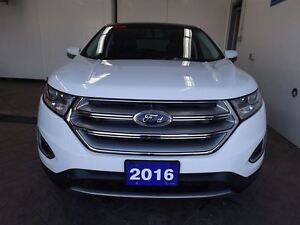 2016 Ford Edge SEL AWD LEATHER NAV PANORAMIC SUNROOF Kitchener / Waterloo Kitchener Area image 10