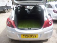 Vauxhall CORSA CDTI Ecoflex,1248 cc Car derived van,Sports interior,alloys,clean tidy van,great mpg