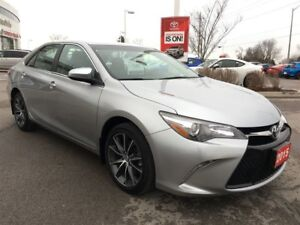 2015 Toyota Camry XSE - One Owner / Toyota Certified Used Vehicl