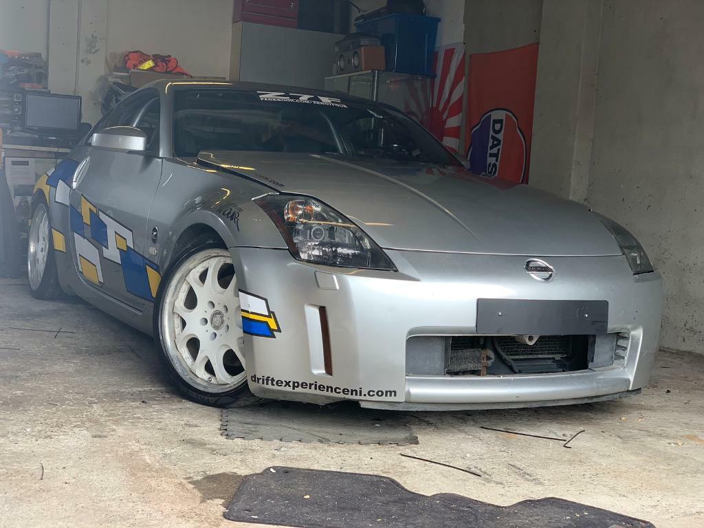 nissan 350z drift car track car
