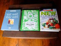 Nice recipe books!