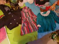 Vintage 12-18mths girl clothes