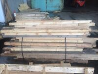 4by2 timber 140 pieces £100 or