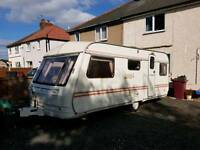 Coachman genius 500 5 berth caravan