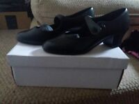 Brand new Character/stage dance shoes size 4