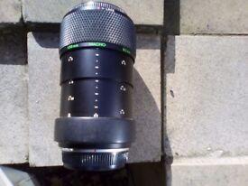 Olympus telescopic auto extension tube (65-116mm)