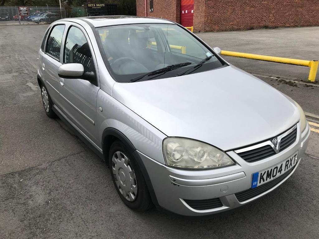 Vauxhall Corsa 1.2, 2004 LONG MOT!!