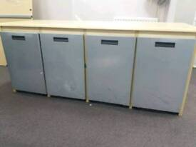 filing unit with individual pull out and along filing system delivery available