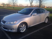 1 Owner Lexus IS 220d (2009) 2.2 TD SE DIESEL 6-SpeedService History Hpi Clear - P/x welcome