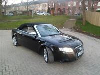 Audi S4 CABRIOLET 4.2 Tiptronic Quattro 2dr