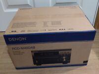 DENON RCD-M40 DAB STEREO - BRAND NEW AND SEALED BOX