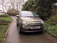 Fiat 500 ByDiesel (Special Edition)