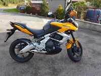 Kawasaki Versys KLE 650 CAF only 6500 miles mint condition £3250 ono