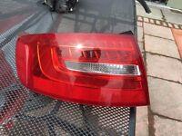 Audi A3 rearLamp