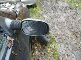 o/side door mirror for ford ka .