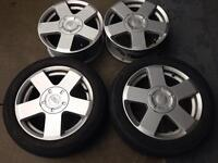 Ford Fiesta Alloys 15""