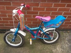 Girls Apollo Bike bargain price
