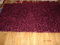 plum rug