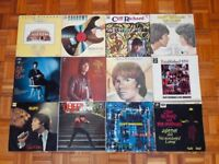 12 Vinyl Records Cliff Richard and the Shadows Music Collection - 12 Inch LPs Pop Music Albums