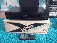 Yamaha CDX-493 Cd Player - Boxed inc Remote Control - What Hifi Award Winner
