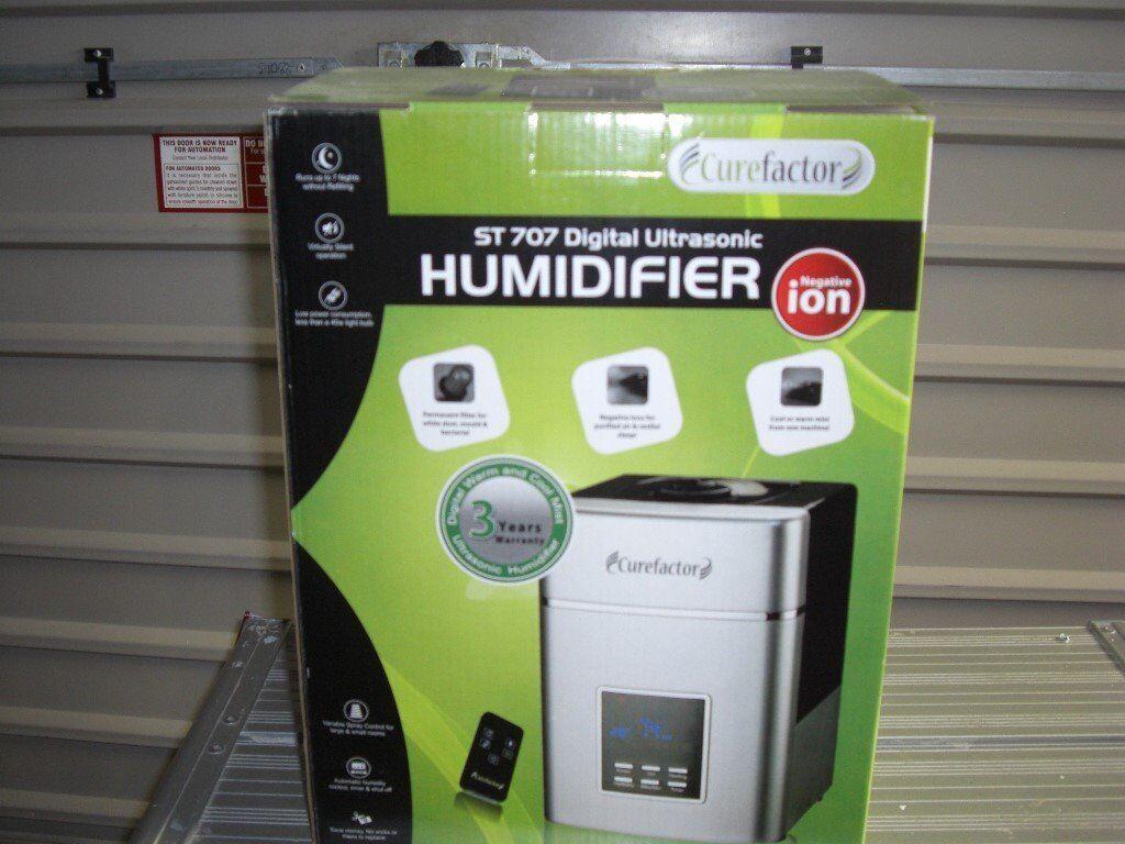 Curefactor ST 707 Digital Ultra Sonic Humidifier