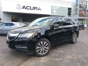 2014 Acura MDX NAVI   ONLY39000KMS   OFFLEASE   RATESFROM2.50  