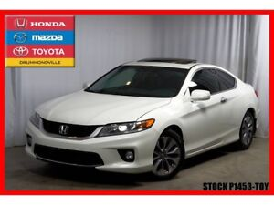 2013 Honda Accord EX-L- / CUIR / GPS / TOIT OUVRANT / KIT HFP
