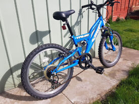 TFS.20 Bike for sale. Really good condition!