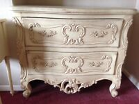 Chest of Drawers Solid Wood, good condition, vintage style, bedroom furniture wardrobe, good quality