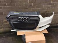 Audi A1 front grill and bumper Conner