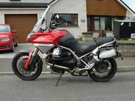 Moto Guzzi 1200 Stelvio (2008)