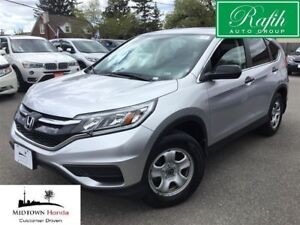 2015 Honda CR-V LX-Very well maintained !!!