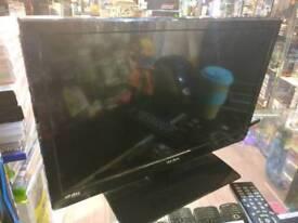 Alba 19 Inch HD Ready LCD TV DVD Player