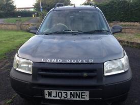 Landrover Freelander TD 4 ES Premium