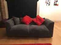 2 amazing nearly new sofas -selling for global price
