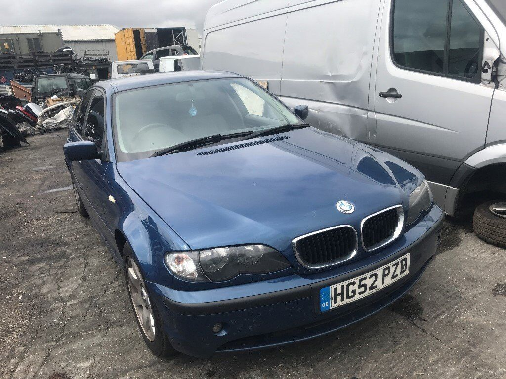 2003 BMW 3 SERIES 320D SE (MANUAL DIESEL)