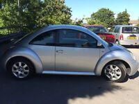 VW Beetle 2 litre petrol