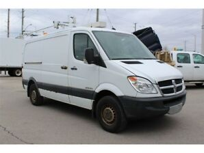 2009 Dodge Sprinter LOW KILOMETERS! TURBO DIESEL