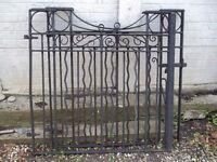 Iron metal gates for sale