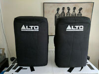 Speakers PA Package for DJ - Alto Prosound Trusonic Speakers