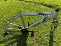 Apollo Verge bike frame