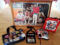 One direction band items