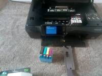 Printer and spare Ink